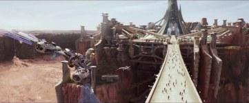 John Carter set Mars screencap
