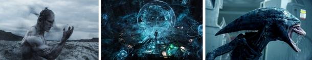 Prometheus 3D Ridley Scott