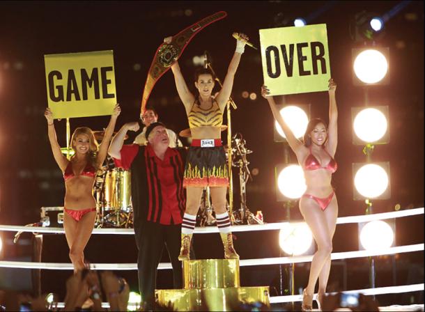 MTV.COM VMAS 2013 KATY PERRY