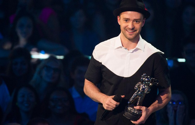 Justin Timberlake VMAS horrible shirt
