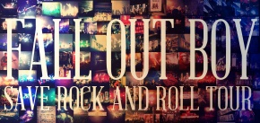 Fall Out Boy: Save and Rock Roll Tour Delivers