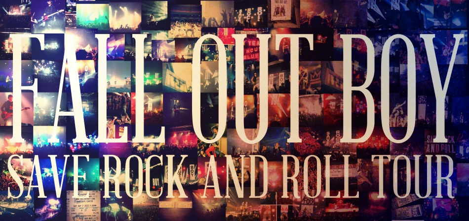 Save Rock & Roll Tour Graphic pixlr