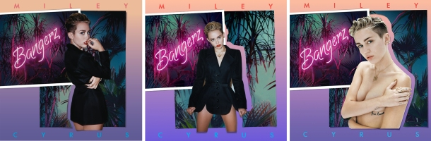Bangerz covers