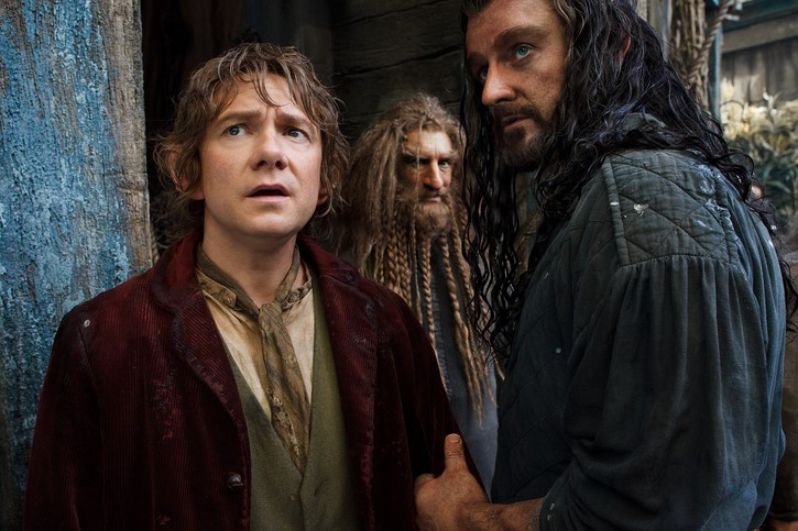 the hobbit desolation of smaug bilbo thorin