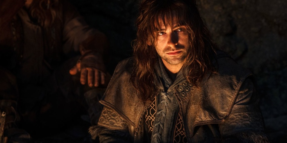 kili the hobbit aidan turner