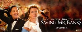 Movie Review: Saving Mr.Banks