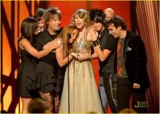 Taylor at the 43rd CMAs