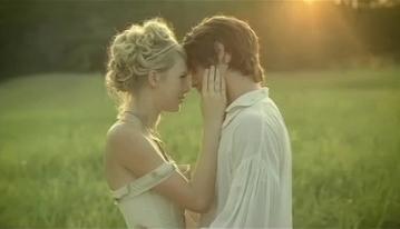 A still from Love Story