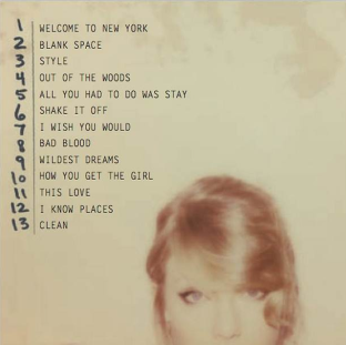 1989 basic bitches tracklist