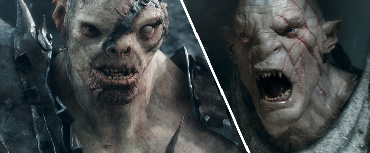 scary orcs