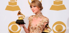 Guess why Taylor Swift wins so manyGrammys?