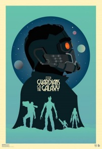 Guardians of the Galaxy by Matt Needles