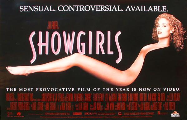 showgirls billboard