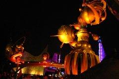 Tomorrowland Planetarium