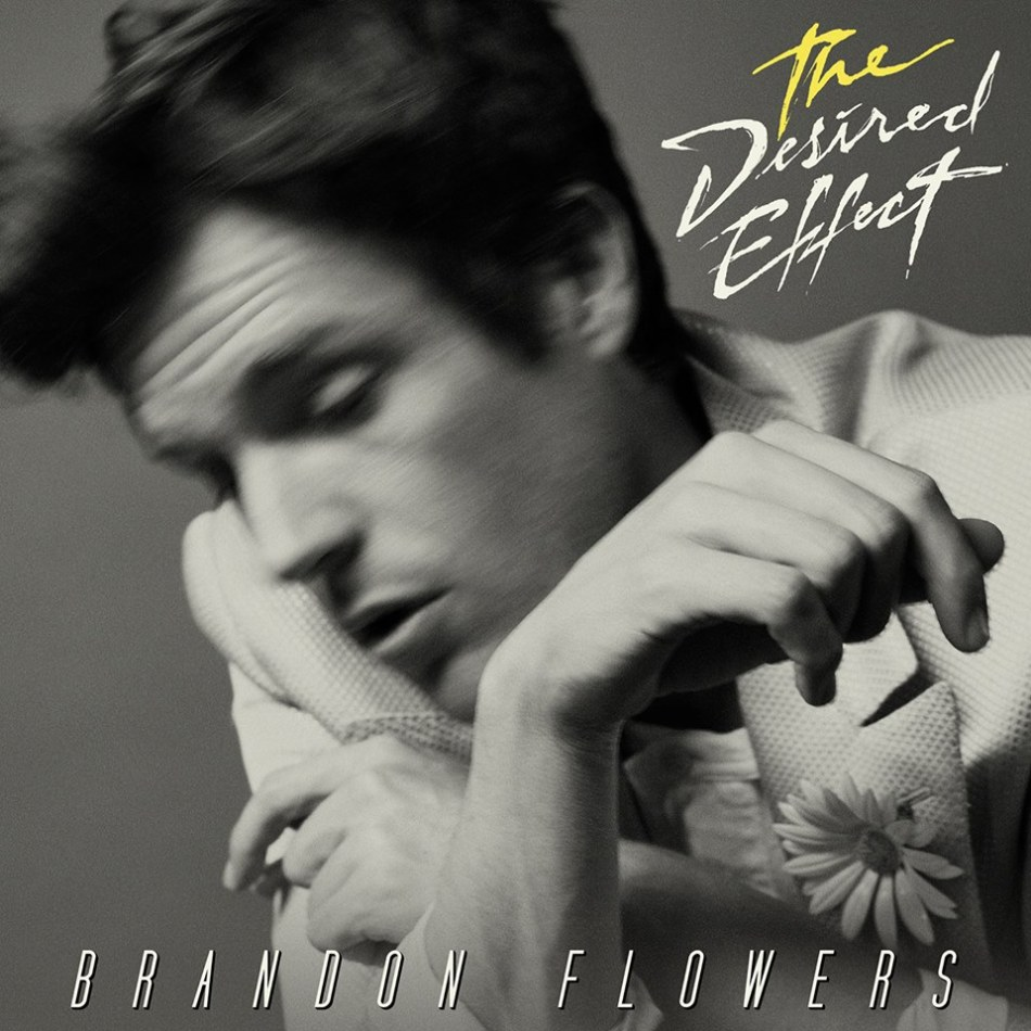 the desired effect flowers with text