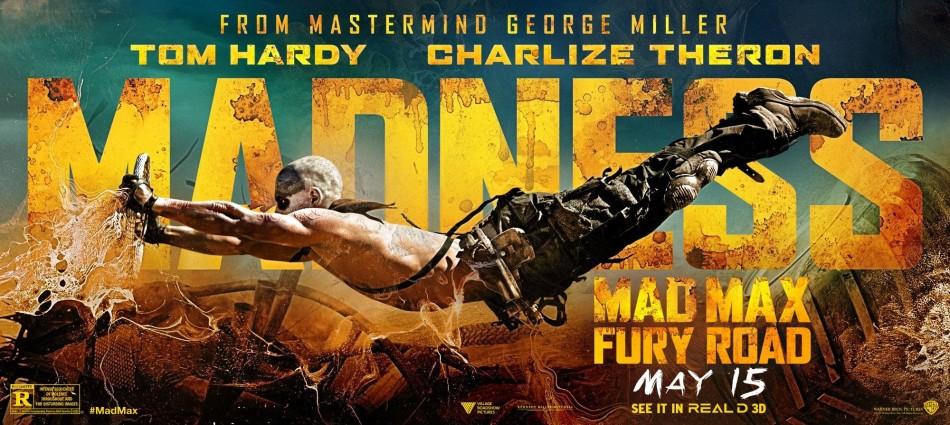 mad max fury road banner