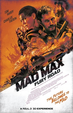 Max_Mad_Fury_Road old school poster