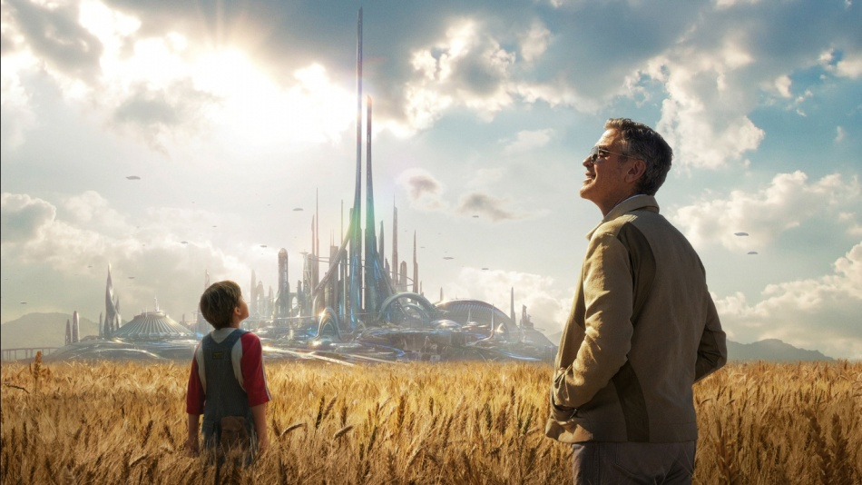 Tomorrowland Field banner poster