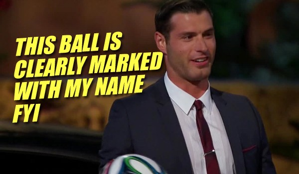 bachelor the ball