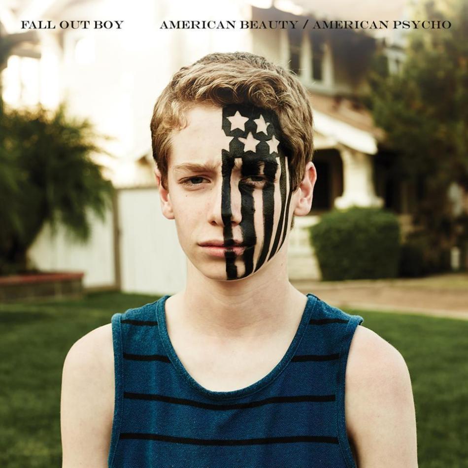 American beauty/ American Psycho Fall Out Boy