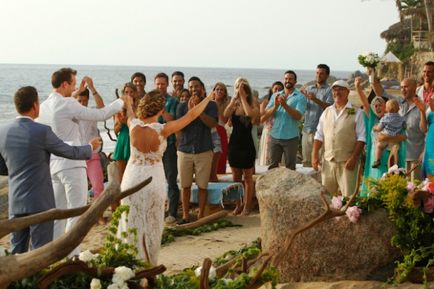Bachelor in Paradise Lacey Marcus Wedding