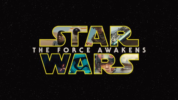 The Force Awakens Banner