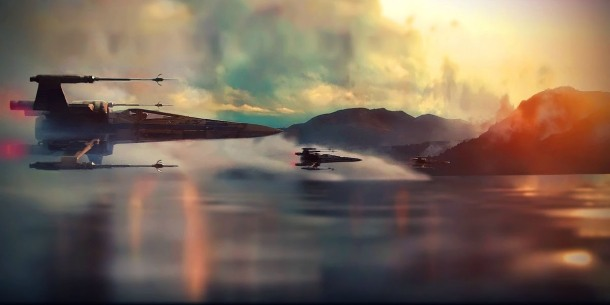 the force awakens cinematography