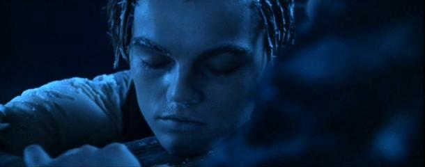Image result for Leonardo Dicaprio Freezing