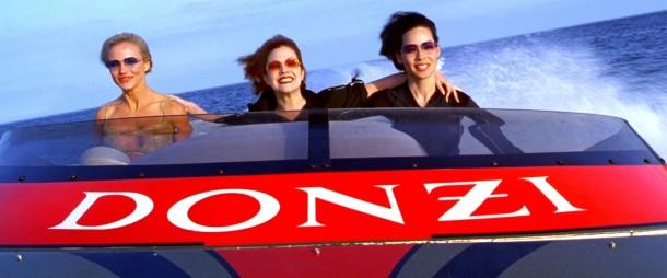 Charlie's Angels Speedboat