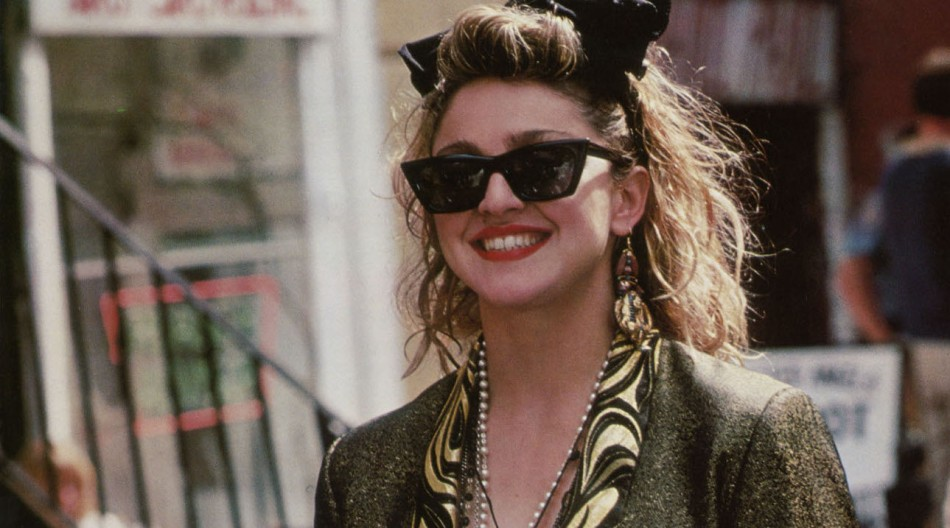 Madonna dork new york desperately seeking susan