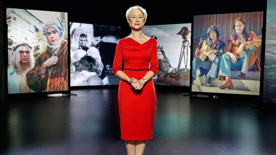Helen Mirren Documentary Now Intro