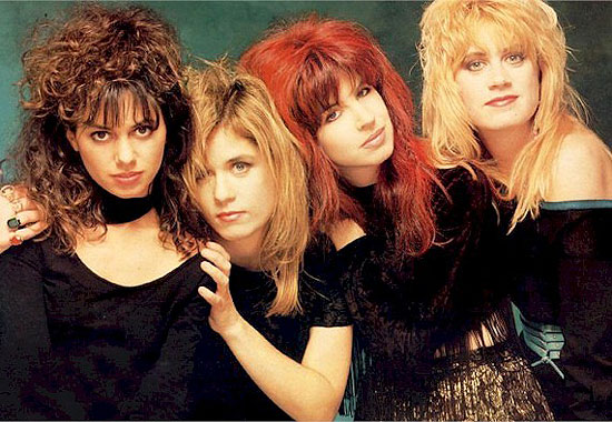 the bangles 80s vintage