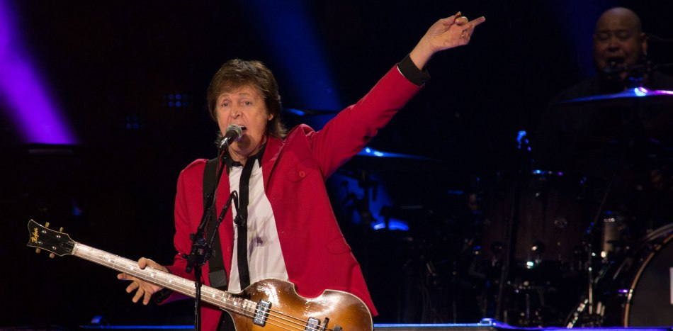 Paul McCartney live and let die lyrics