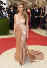 Amber Heard Met Gala 2016