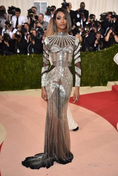 Of all the wannabe False Marias at the Gala, Jourdan Dunn wore it best.