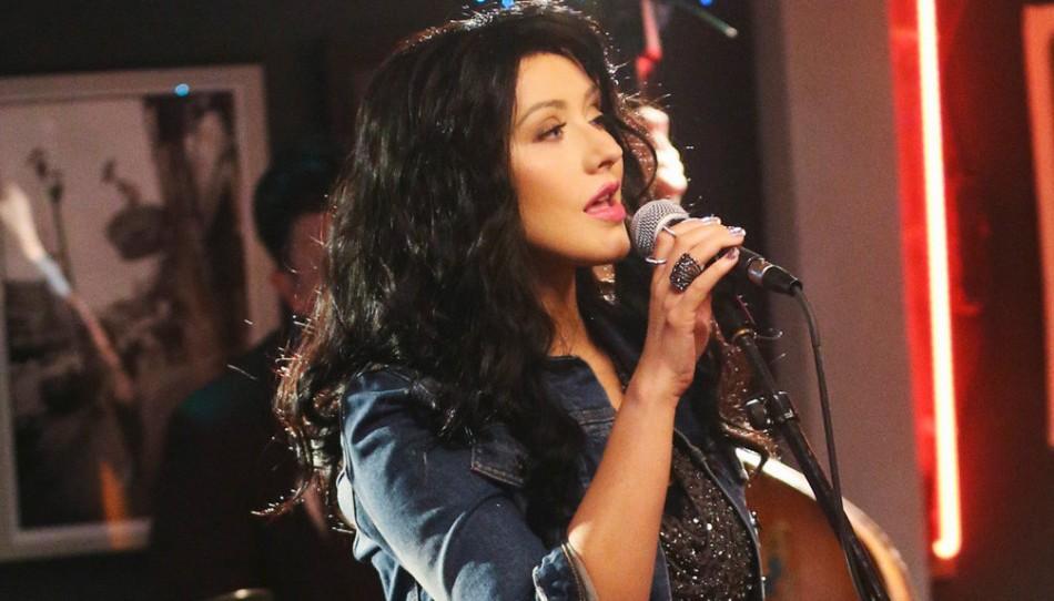Christina Aguilera Nashville