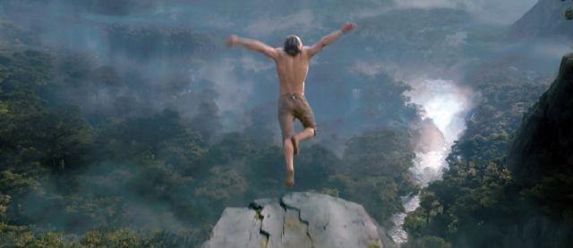 Legend of Tarzan Jump