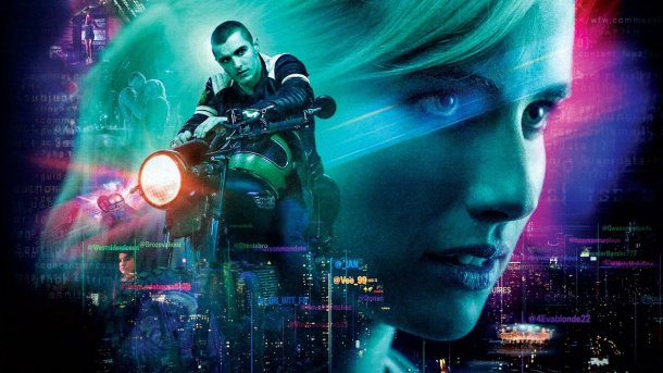 Nerve High Definition Science Fiction