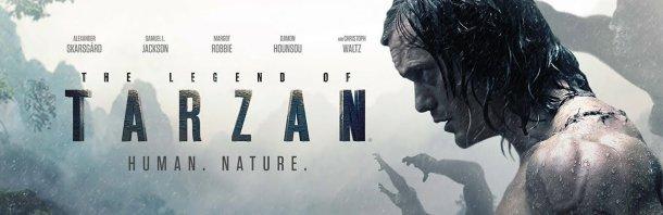 Legend of Tarzan Banner