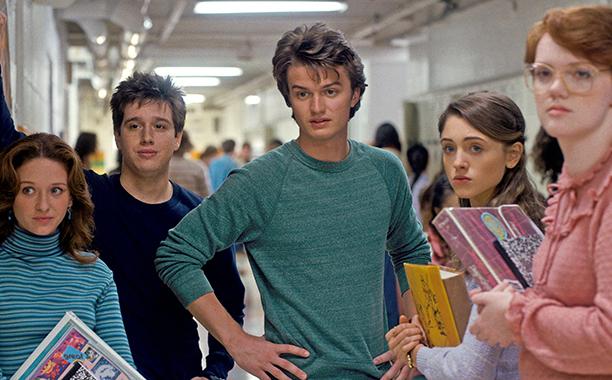 stranger-things-high school kids