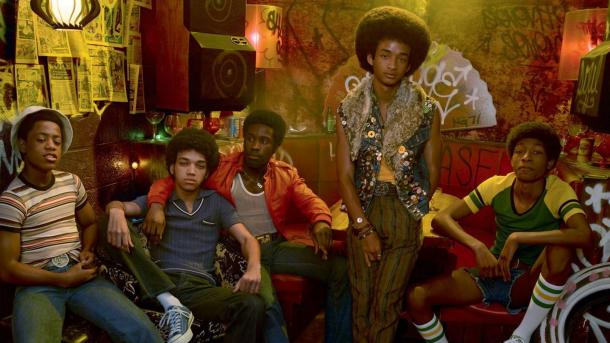 The Get Down Fantastic Four Plus One