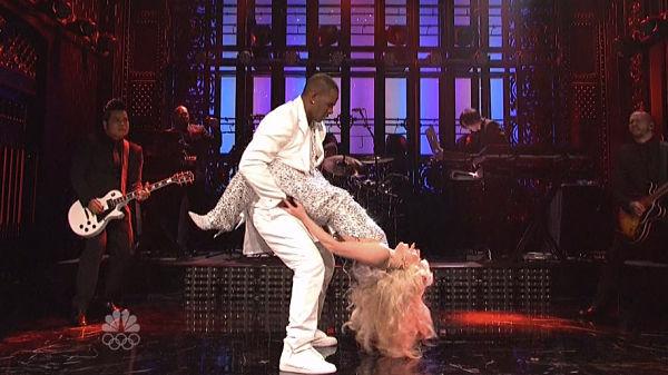 Lady Gaga R. Kelly SNL