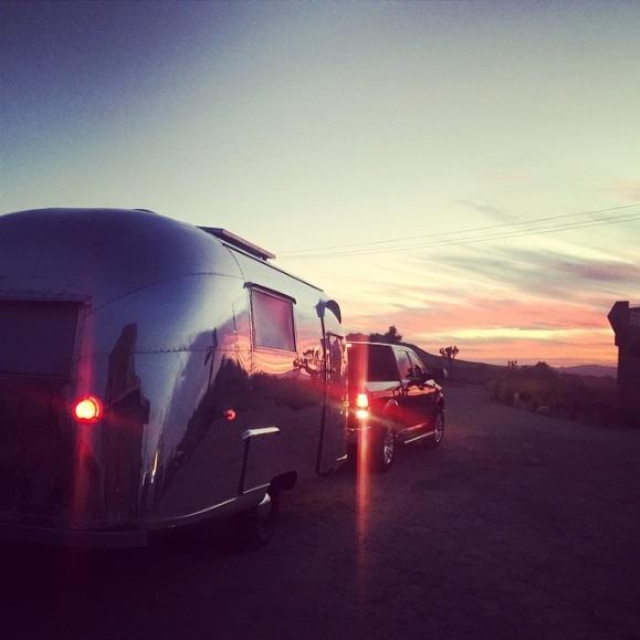 Miranda Lambert's Airstream