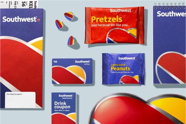 Southwest Snacks Logo redesign