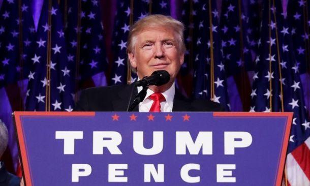 trump election night