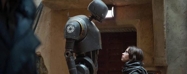 Rogue One Droid K-2SO