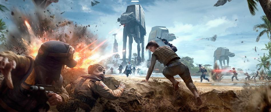 Rogue One Battle