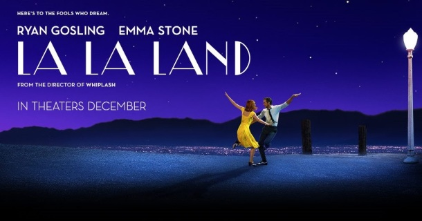 LA La Land banner billboard