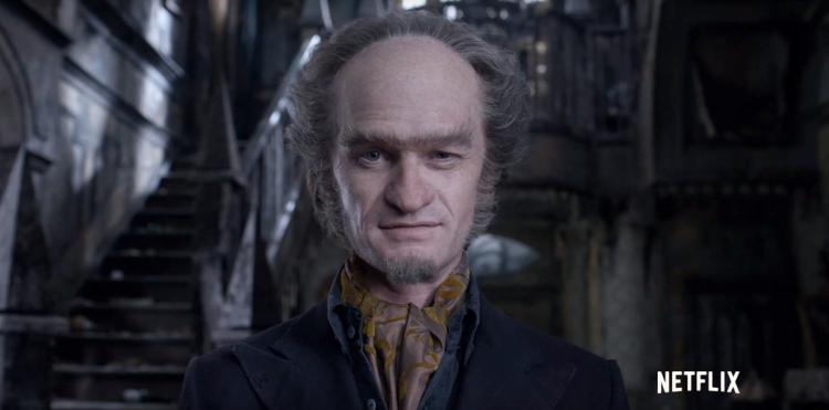 Count Olaf Netflix Neil Patrick Harris