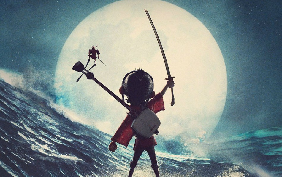 Kubo and the Two Strings Shamisen Beetle Sword